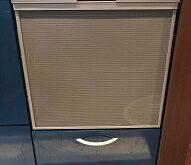 ミドルタイプの食器洗い乾燥機はスピーディに入れ替えできます!