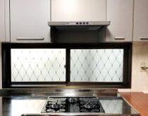 大津市、コンロとレンジフード交換でキッチンを一新✨